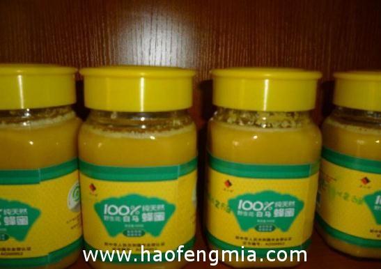 武隆白马蜂蜜为农产品地理标志产品