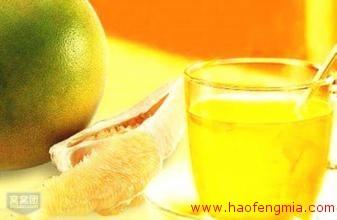 饮蜂蜜柚子茶弊大于利