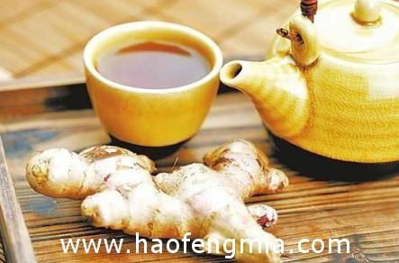 蜂蜜配生姜的作用功效