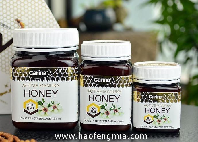 麦卢卡蜂蜜5和10区别