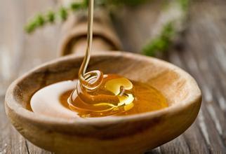 金银花蜂蜜有吗