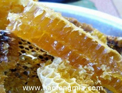 常见蜂蜜的颜色