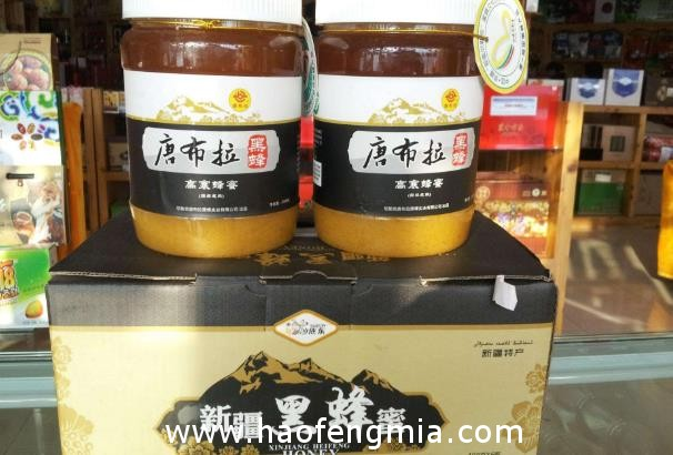 唐布拉黑蜂蜂蜜介绍