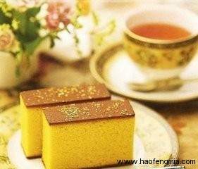 蜂蜜海绵小蛋糕怎么做