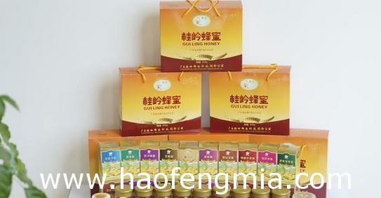 桂岭蜂蜜成功申报地理标志产品保护