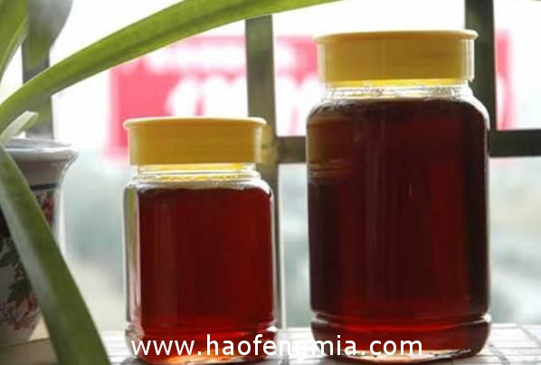 2017年中国蜂产品协会枣花蜜市场监测报告