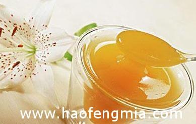 蜂蜜百合治疗更年期综合征