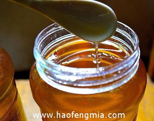 蜂蜜抗菌消炎的作用