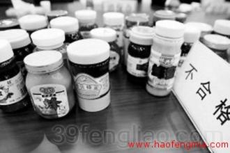 南京市食药局蜂蜜抽检:嗡嗡乐蜂蜜不合格