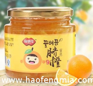 """奉节县打造""""奉节脐橙蜂蜜""""生态品牌"""