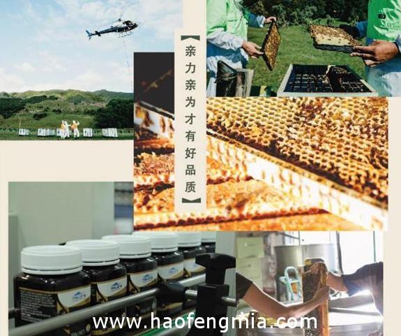 新西兰中国蜂蜜市场力推纽优然麦卢卡蜂蜜
