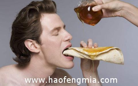 男人吃蜂蜜有什么好处