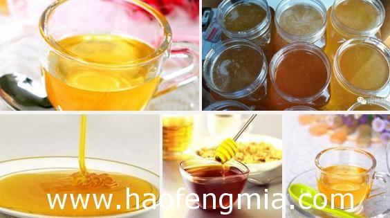 成熟蜂蜜与普通蜂蜜的区别