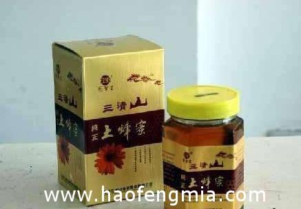 三清土蜂蜜介绍