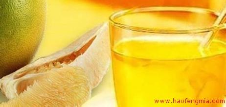蜂蜜柚子茶什么时候喝最好