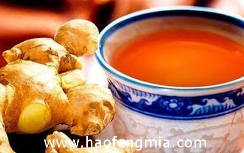 蜂蜜配生姜的作用与功效