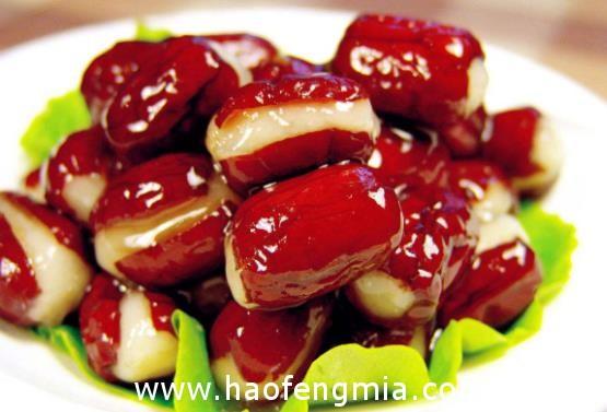 乐陵金丝红枣蜂蜜有什么功效