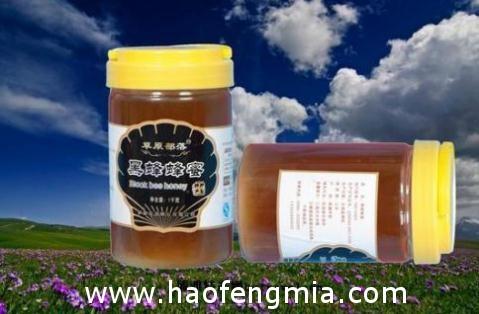 """新疆第一个""""淘宝村""""主营黑蜂蜂蜜"""
