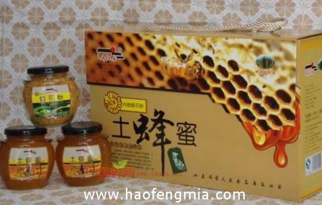 蒙山蜂蜜介绍