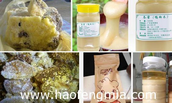 固体蜂蜜粉如何制备?