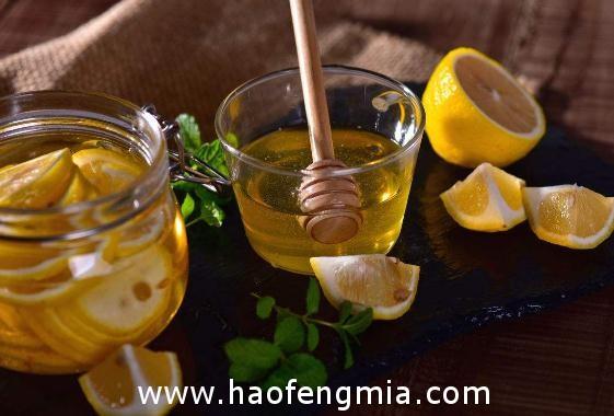 蜂蜜柠檬水简单的做法