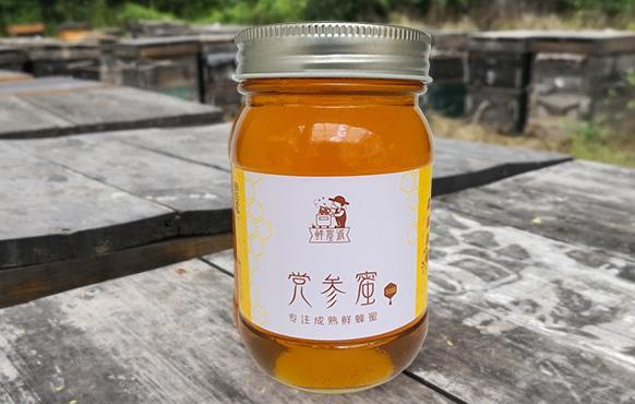 有药性的蜂蜜—党参蜜