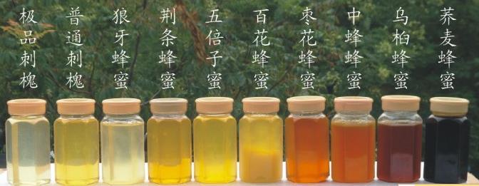 蜂蜜颜色越淡越好吗?那种颜色的蜂蜜好?