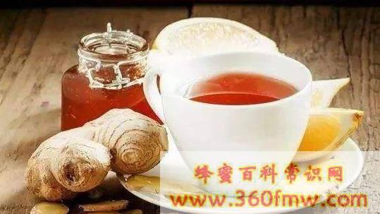 蜂蜜生姜水的作用与功效_生姜蜂蜜水的作用