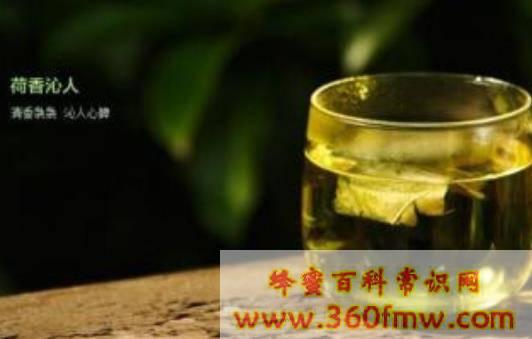 荷叶山楂蜂蜜茶有什么功效_荷叶山楂蜂蜜茶减肥