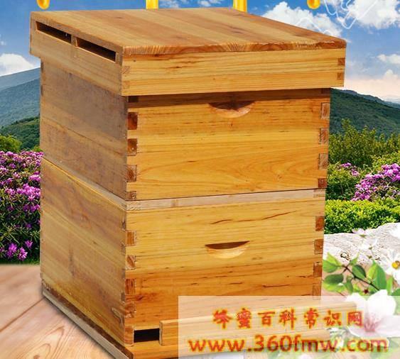 蜜蜂蜂箱_典型的西方蜜蜂蜂箱技术参数