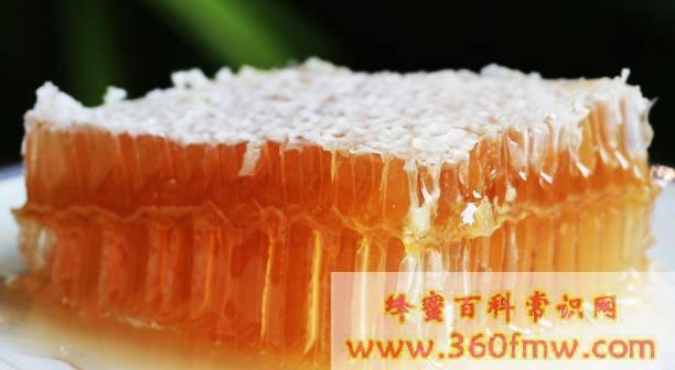 什么是蜂巢蜜