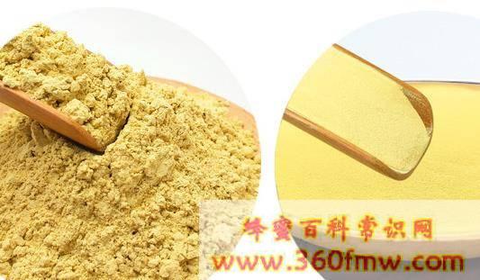 油松花粉的作用与功效_油松花粉的作用