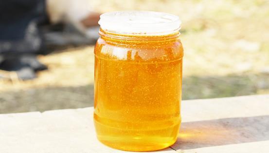 蜂蜜泡沫怎么消掉