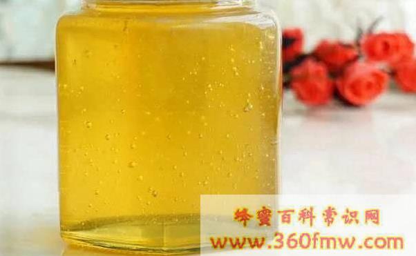 蜂蜜种类与功效 蜂蜜种类大全