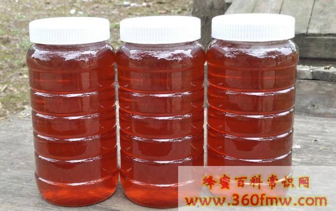 荆条花蜜的功效 荆条花蜜的功效和作用