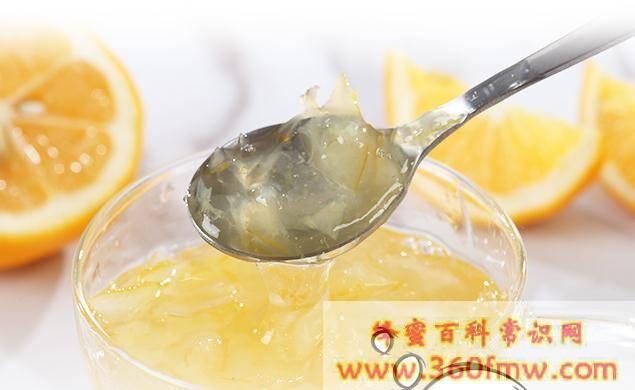 蜂蜜柠檬水保存时间,蜂蜜柠檬水保存方法