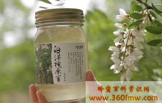 洋槐蜂蜜的功效与作用,洋槐蜂蜜功效作用