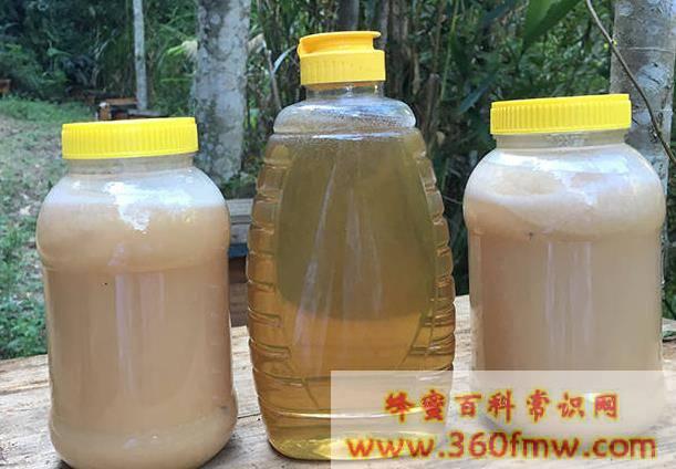 蜂蜜发酵是怎么回事