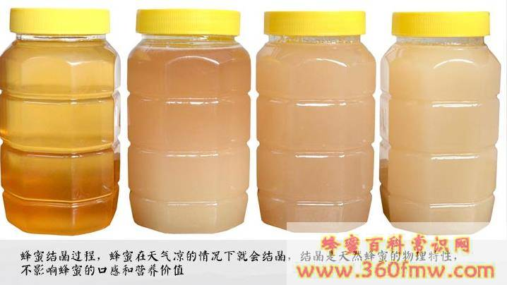 常温下蜂蜜结晶正常吗?