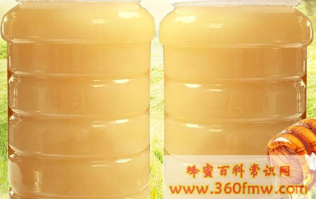 纯天然蜂蜜的特性