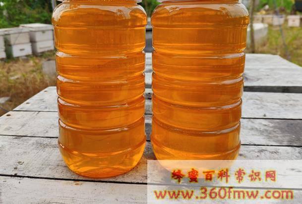 在蜂农卖的蜂蜜好吗