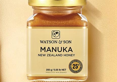 新西兰蜂蜜麦卢卡造假