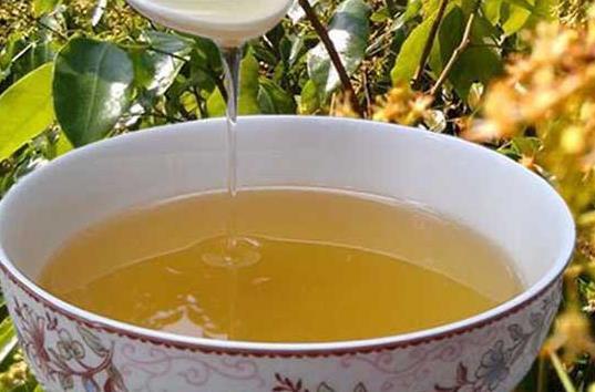 2018年中国蜂蜜产量54.25万吨