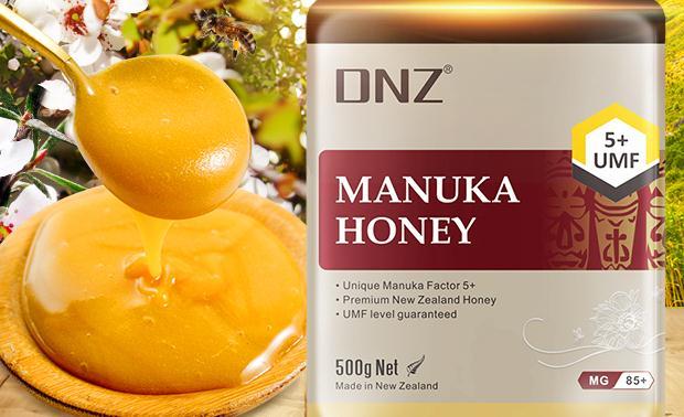 最新研究显示麦卢卡蜂蜜可以有效消灭幽门螺旋杆菌