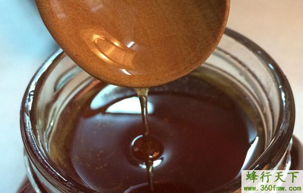 荞麦蜂蜜的作用与功效