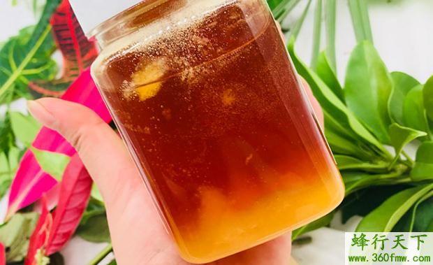 芝麻蜂蜜的功效与作用