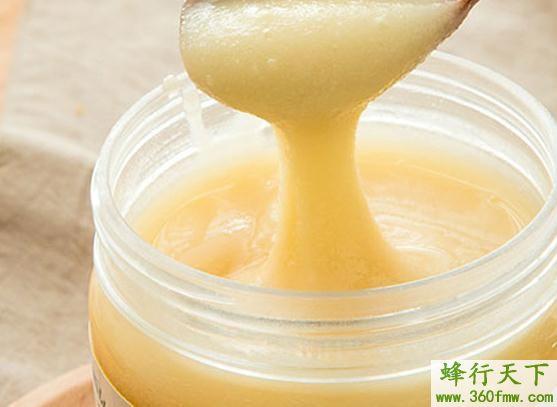 合欢蜂蜜的作用与功效