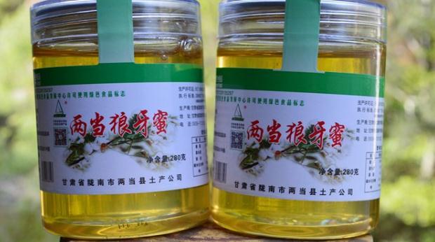 白刺花蜂蜜